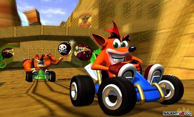 دانلود بازی خاطره انگیز Crash Team Racing برای Ps1