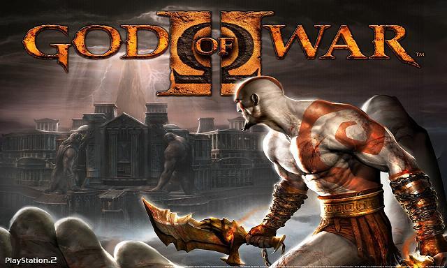 دانلود بازی بی نظیر God of War برای PS2