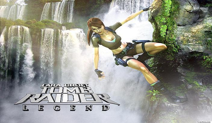 دانلود بازی زیبای Tomb Raider: Legend برای کامپیوتر